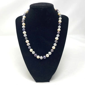 Ross Simons 10-12mm Multicolored Pearl Necklace